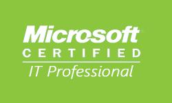 Microsoft Certified IT Professional Bazos Kranidi