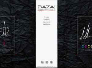 GAZAprint | Cοmpany Of Printing & Design