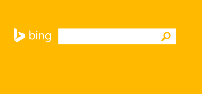 bing-logo-yellow-background